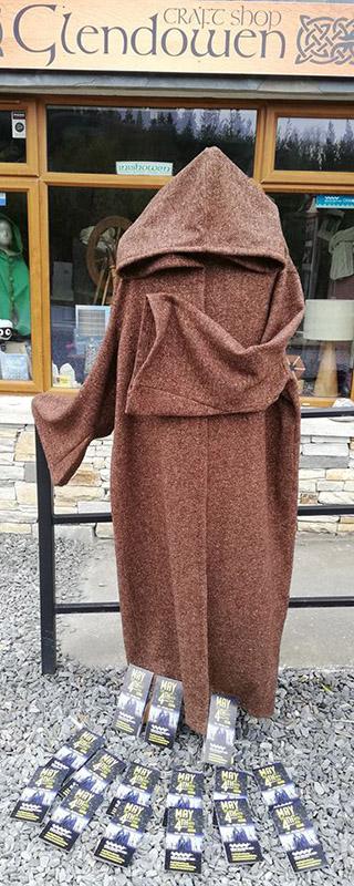 Glendowen Craft Shop Jedi Robe 1